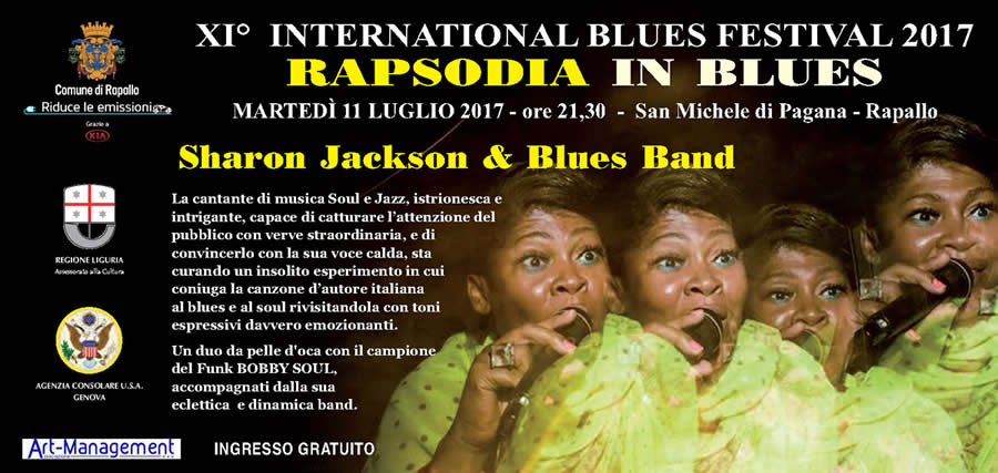 TIGULLIO INTERNATIONAL FESTIVAL RAPSODIA IN BLUES
